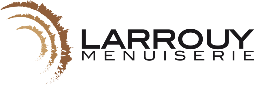 Larrouy Menuiserie logo